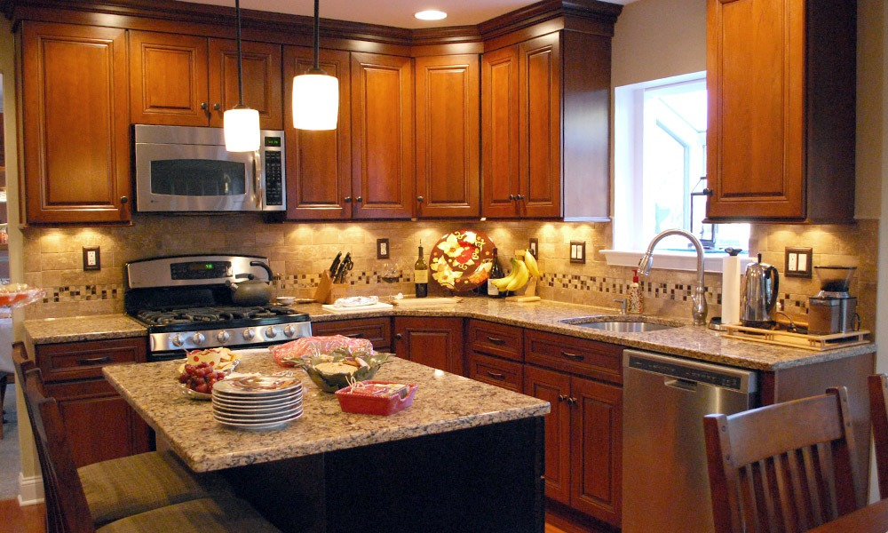 kitchen cabinets in bathroom cmi countertops amp cabinetry langhorne kitchen design cmi 19007